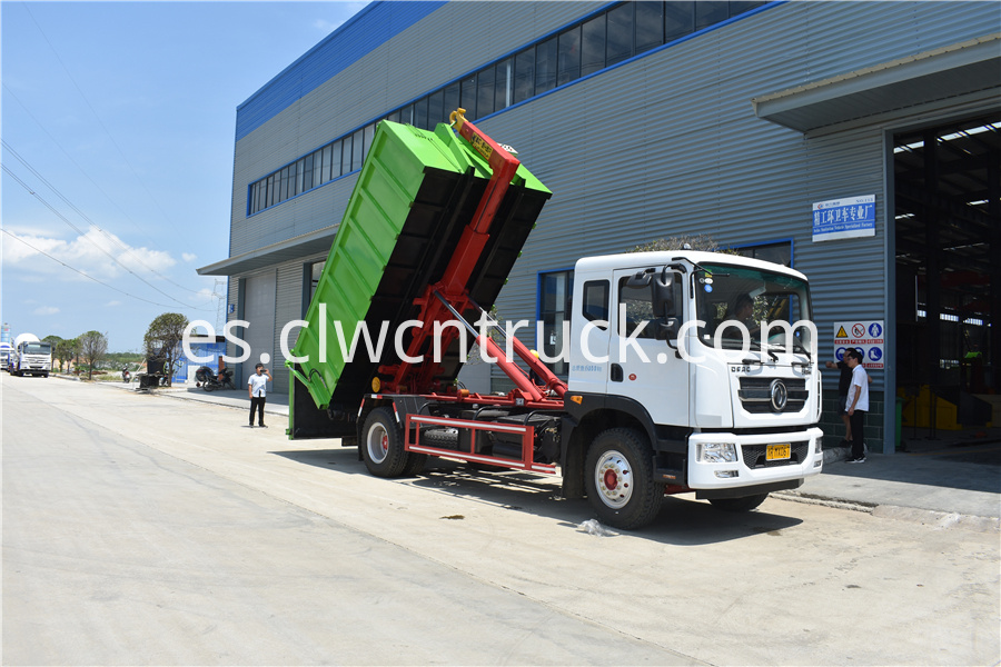 waste disposal vehicles manufacturer